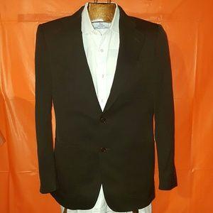 John Varvatos Italy mens suit jacket 40R Brown